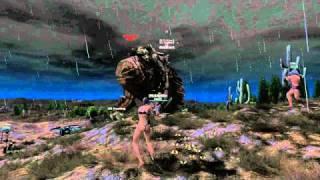Fallen Earth PvP - Saints Go PvE