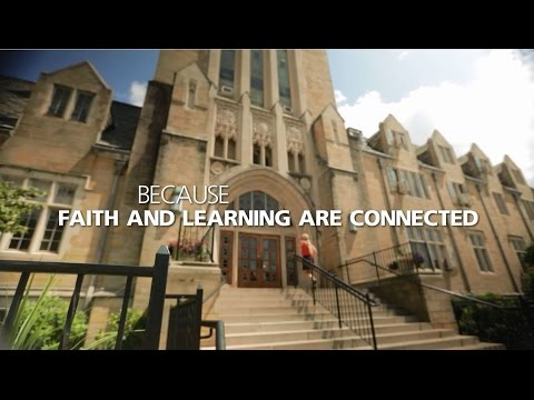 Faith and Learning at Grove City College
