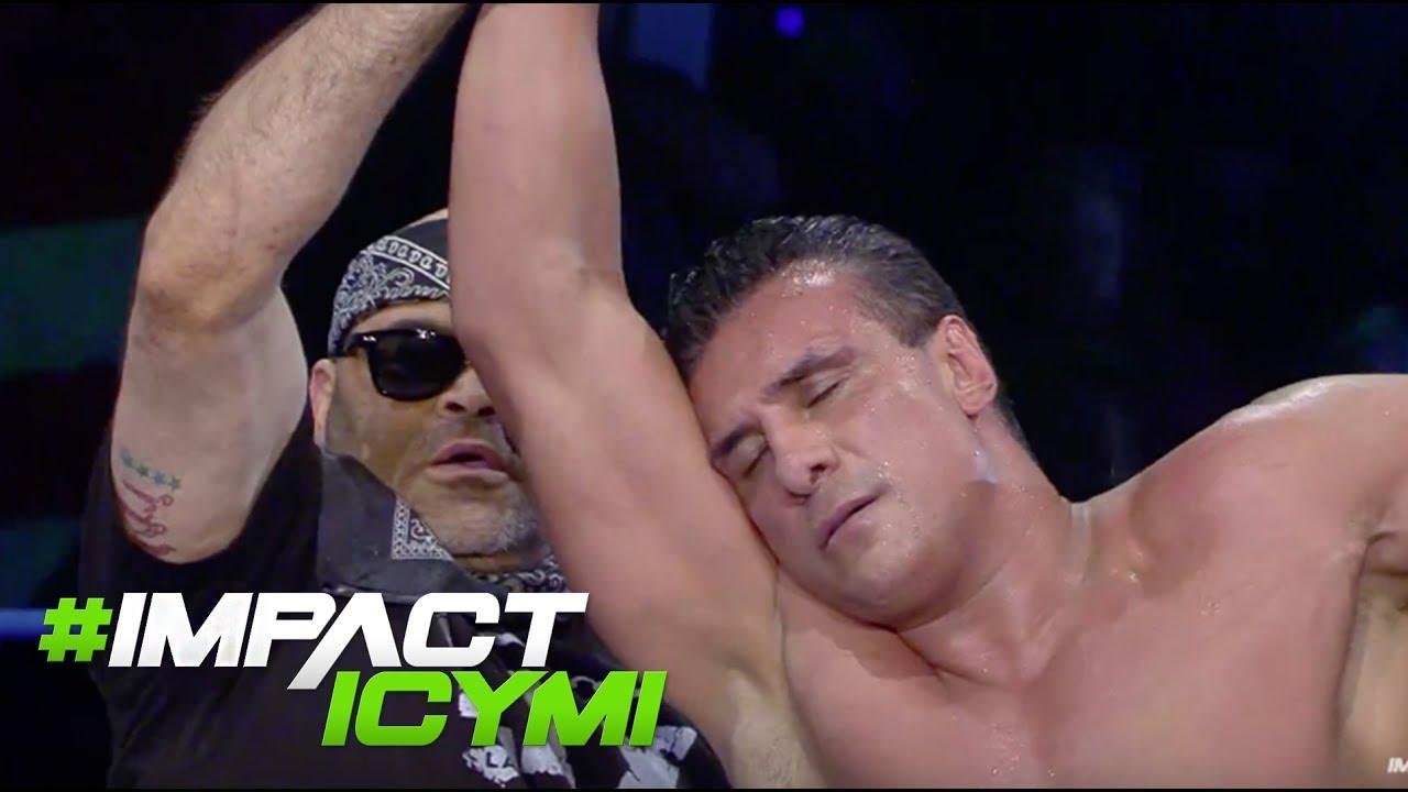 Znalezione obrazy dla zapytania Alberto El Patron future Impact Wrestling
