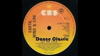 Earth, Wind & Fire - Let Me Talk (Extended Mix)