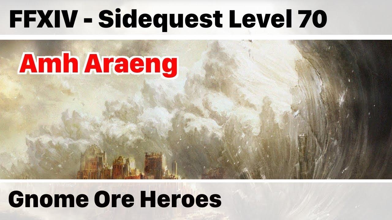 FFXIV Gnome Ore Heroes - Shadowbringers