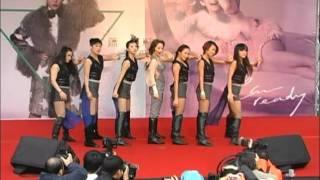 20111211 ELVA蕭亞軒 我愛我 現場演出 官方錄製版 @台北預購簽唱會