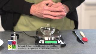 How to use a gram scale