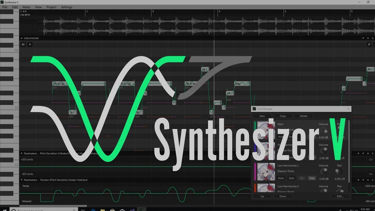 Synthesizer V - Official Website