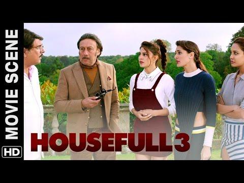 Jackie makes Boman's house full | Housefull 3 | Movie Scene