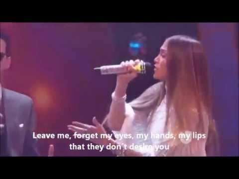 Jennifer Lopez Ft. Marc Anthony - Olvidame Y Pega La Vuelta English Subtitles