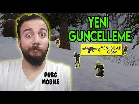 YENİ SİLAH G36c CHALLENGE ve İNCELEME! PUBG Mobile ( 6. sezon )