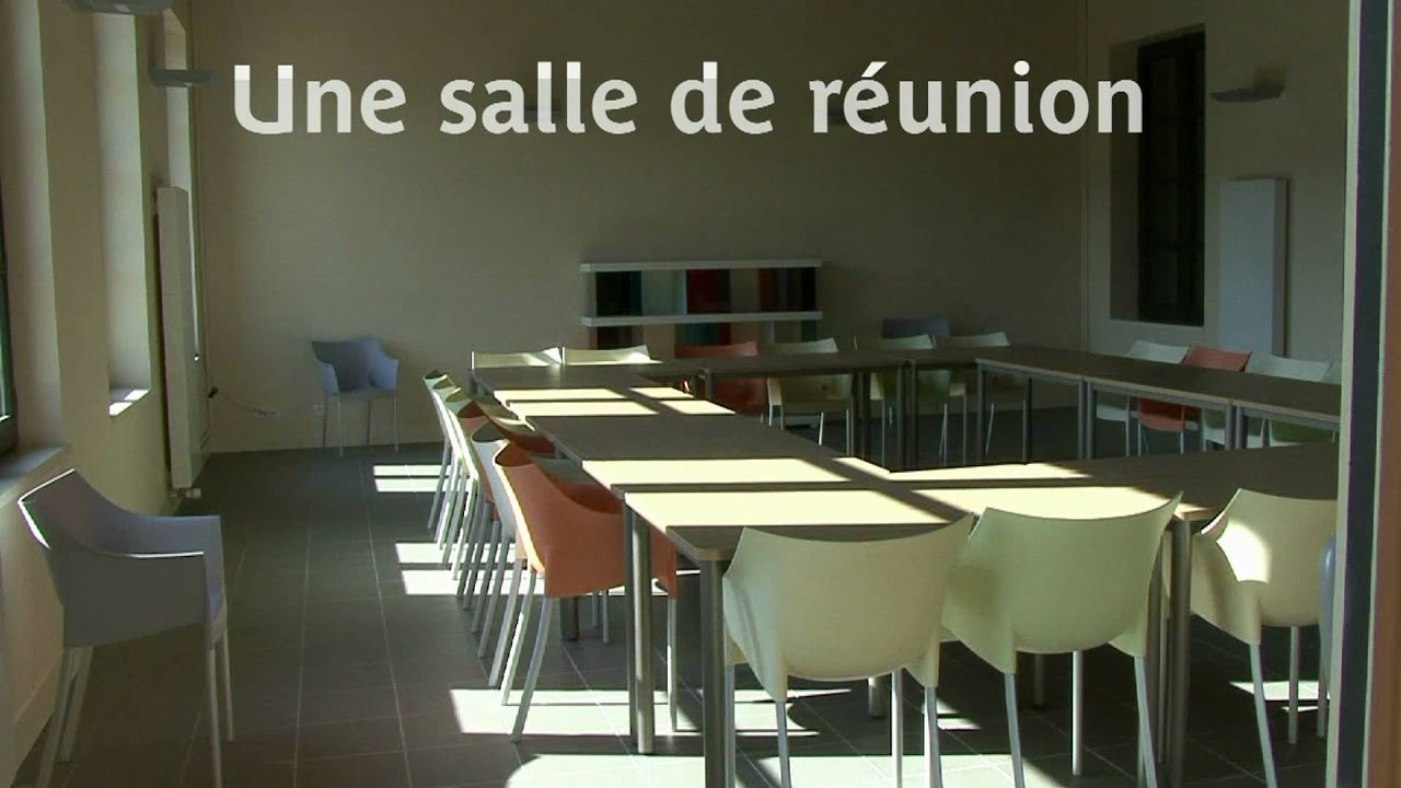 Inauguration de l 39 auberge de jeunesse doovi - Auberge de jeunesse salon de provence ...