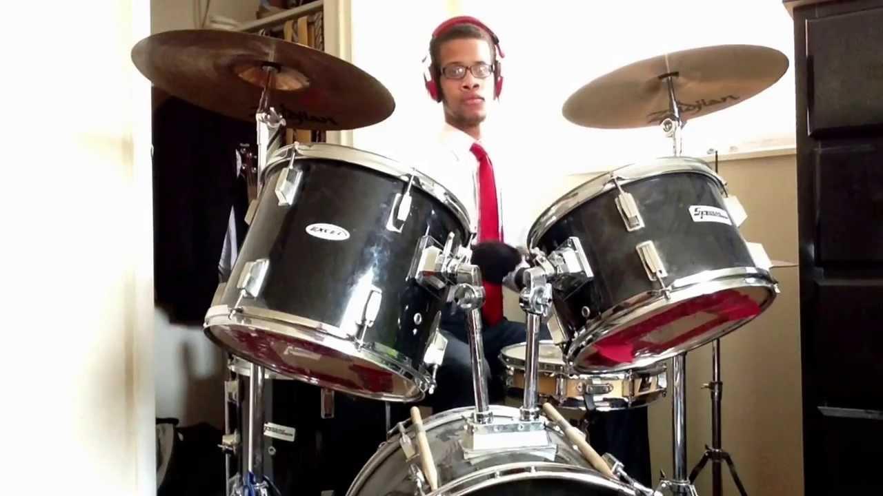 SpongeBob Squarepants Theme Song (Drum Cover) - YouTube
