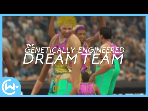 GENETIC FREAKS: THE DREAM TEAM (NBA 2K17)