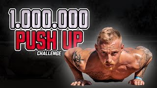 1 Million Liegestütze Challenge (Sascha Huber)