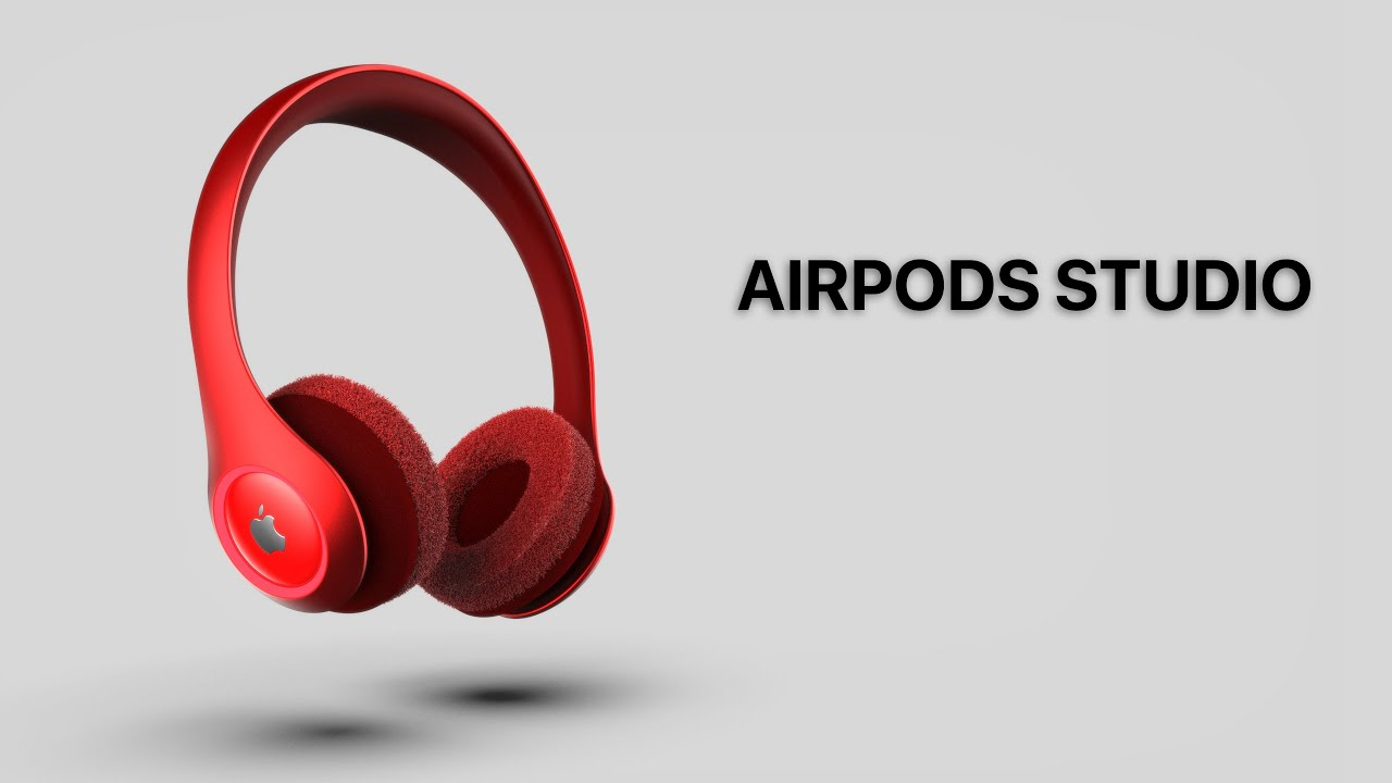 AIRPODS STUDIO - TRAILER