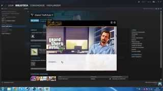 Tutorial : GTA V PC ( ONSTEAM )- FATAL ERROR SCRIPT HOOK  ( PT- BR )