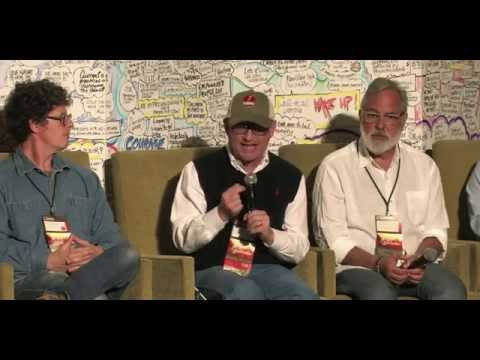 """""""Reversing Climate Change"""" panel discussion at Artisans of the Grasslands"""