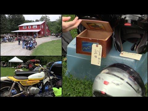 Greg's Garage: Motorcycle Swap Meet! Ep #40 - Seg 1