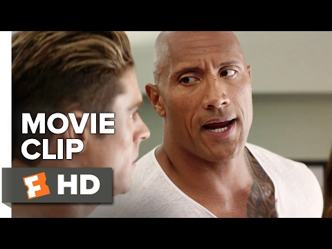 Baywatch Movie Clip - Lifeguard Pursuit (2017)   Movieclips Coming Soon
