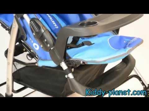 Caretero Monaco  детская прогулочная коляска