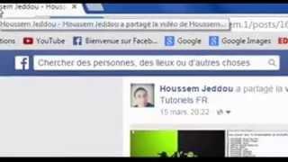 Comment télécharger une vidéo sur facebook très facilement et sans aucun logiciel