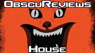 House (Hausu 家 1977) Review - Craziest Movie You will ever watch!!!! | ObscuReviews Ep. 1