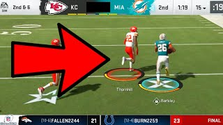 LATE GAME PLAYOFF DRAMA! Madden 20 Online Franchise Gameplay