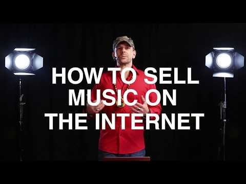 How To Sell Music On The Internet With DistroKid