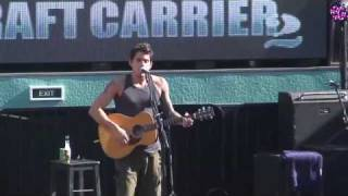 John Mayer - Mayercraft Carrier 2 - Heartbreak Warfare [HD] [Sail Away Show]