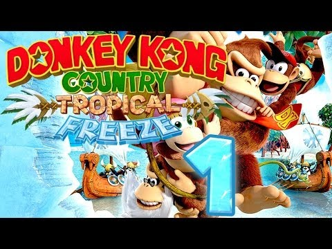 Download Youtube: Donkey Kong Country Tropical Freeze