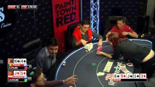 Redbet Poker Open Main Event Prague 2014 - Final Table PL