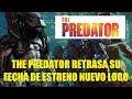The Predator Retrasa su Fecha de Estreno Nuevo Logo Cameo de Arnold y Danny Glover