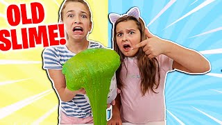 FIX THIS OLD FIXED SLIME CHALLENGE | JKrew