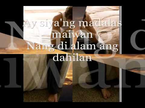 SIX PART INVENTION : Bakit May Paalam lyrics