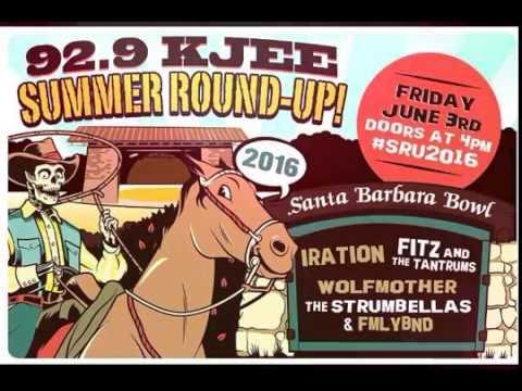 KJEE's Summer Round-Up 2016!