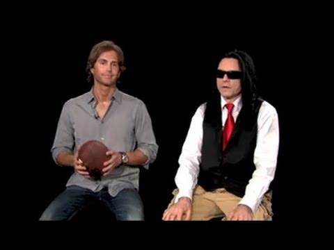 CNN Official Interview: Tommy Wiseau & Greg Sestero on 'The Room'
