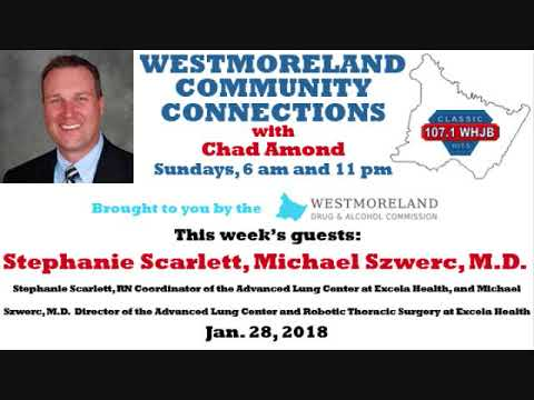 Westmoreland Community Connections - Jan. 28, 2018