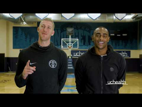 MANtenance | Mason Plumlee and Darrell Arthur | UCHealth