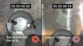 3M™ Cubitron™ II fibre disc
