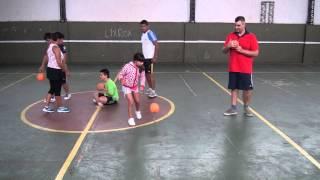 Proyecto Deportivo Especial Despertar - Santi F Facu dribling
