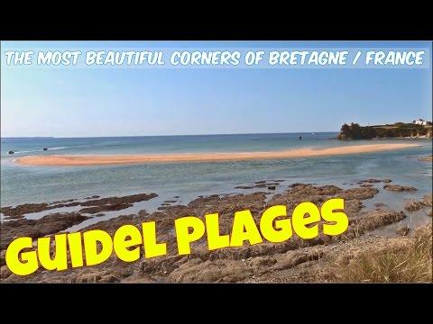Dans les Plus Beaux Coins de Bretagne ; Guidel Plages ; Morbihan ; France
