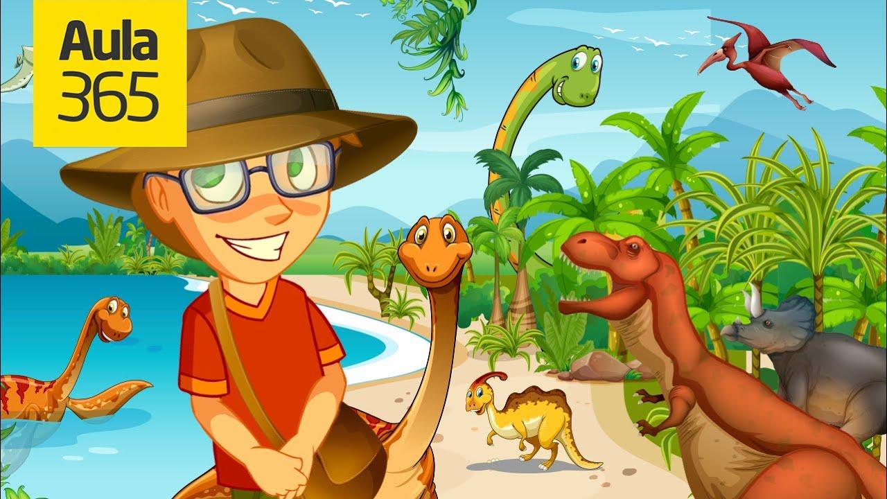 Los Dinosaurios | Videos Educativos para Niños - YouTube
