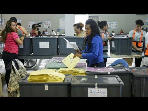 Présidentielle au Guatemala : la lutte contre la corruption au cœur du scrutin