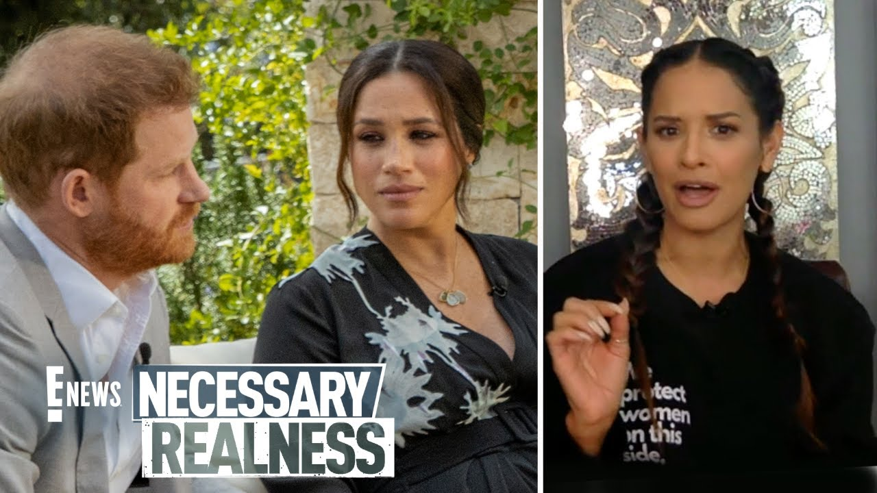 Necessary Realness: Prince Harry & Meghan Markle's Tell-All | E! News