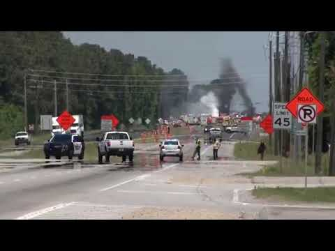 National Guard cargo plane has crashed near an airport in Savannah, Georgia.