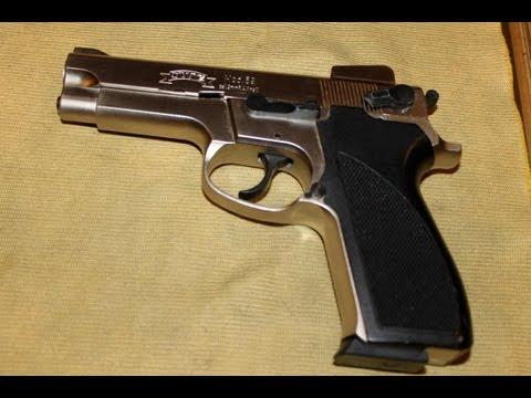 Desarme Pistola Mod 59 IWG