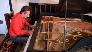 Scott Kirby Piano: Pine Apple Rag by Scott Joplin
