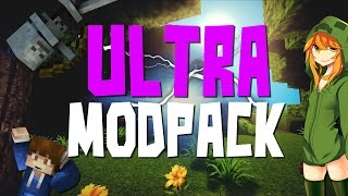 ULTRA MODPACK 1.7.10 (+50 Mods)  | Pack de Mods #8 | Review + Instalación - Vikmax