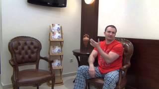 Медицинская реабилитация больных рассеянным склерозом | Grekomed(Сайт:http://www.grekomed.com/ Мы желаем попрощаться с нашим пациентом, который лечился в реабилитационном центре Evexia..., 2014-07-08T09:11:31.000Z)