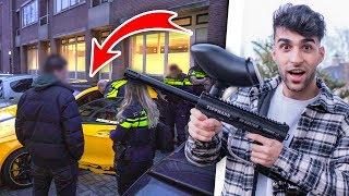 PAINTBALL GUN KOPEN & MIJN AUTO IN BESLAG GENOMEN?!