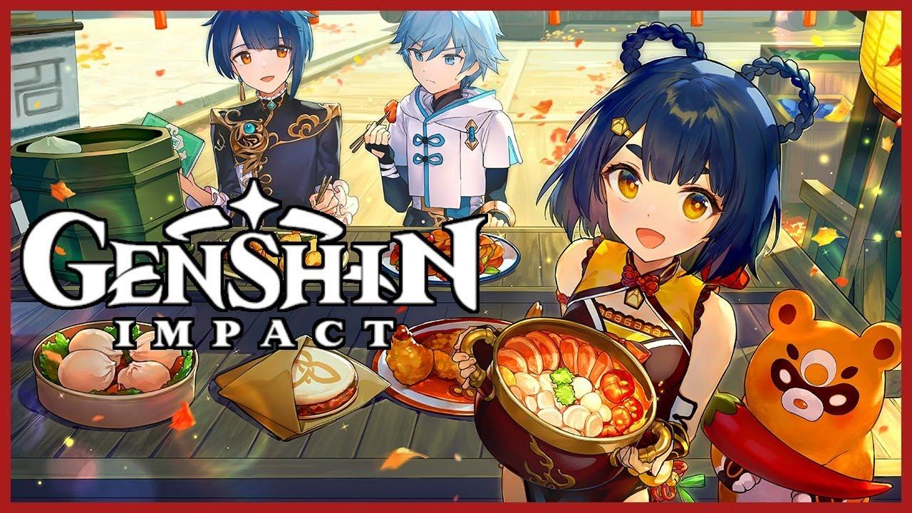 🗡 Genshin Impact | PC geht wieder 🗡