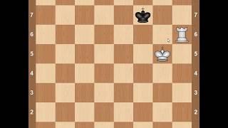 Видеоуроки по шахматам. Уроки эндшпиля. Мат тяжёлыми фигурами
