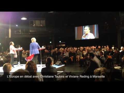 dialogue citoyen Européen à Marseille